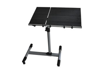 What is a rolling desk table and what is it good for?