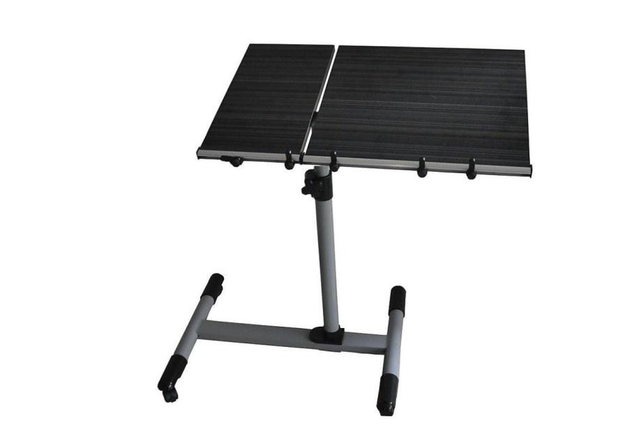 Laptop rolling desk