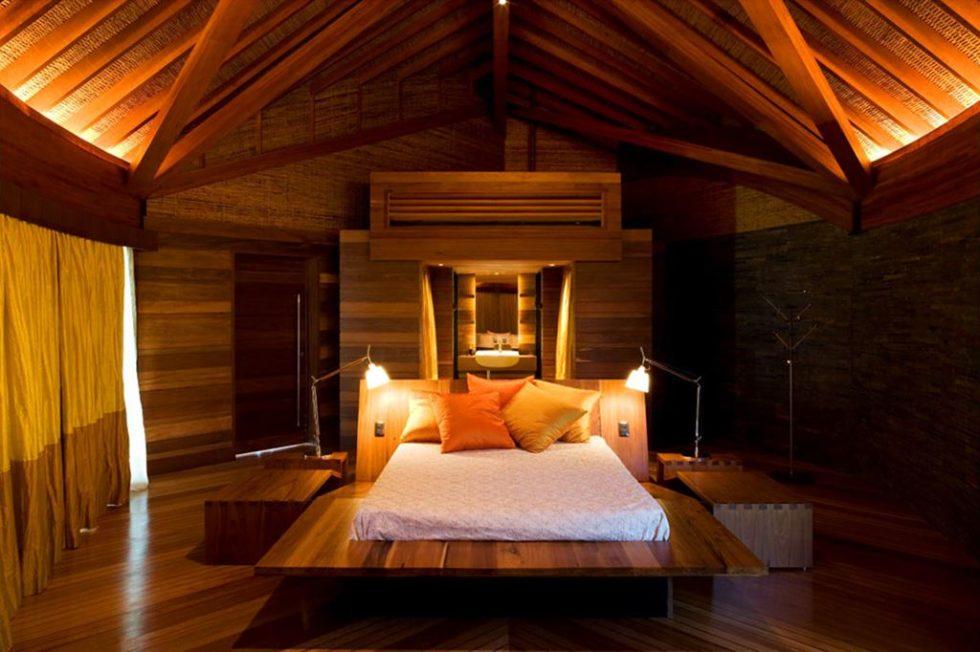 Leaf House - Bedroom