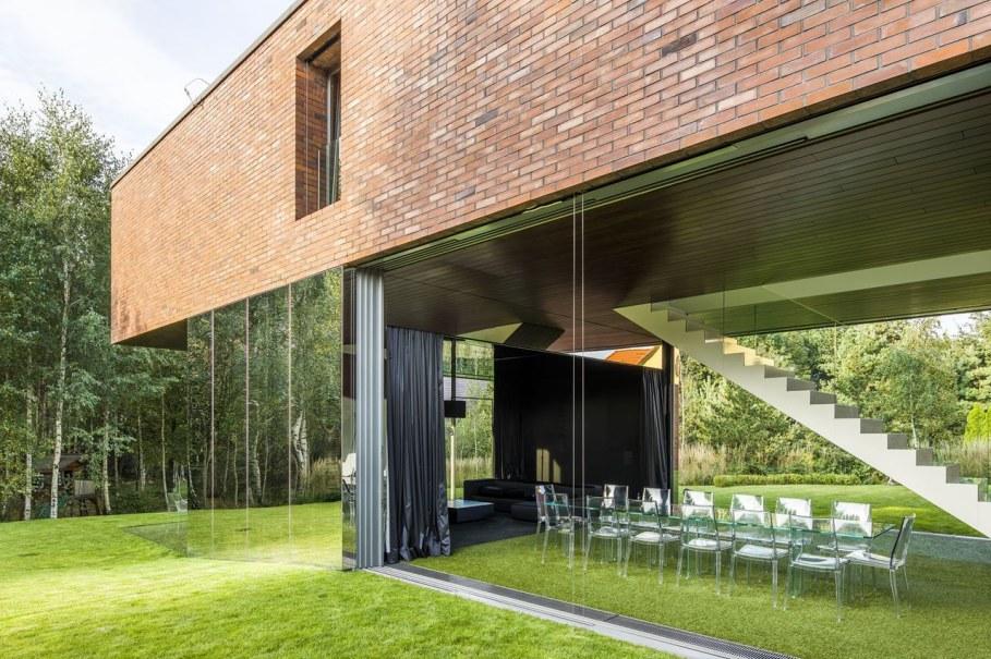 Living-Garden House in Katowice