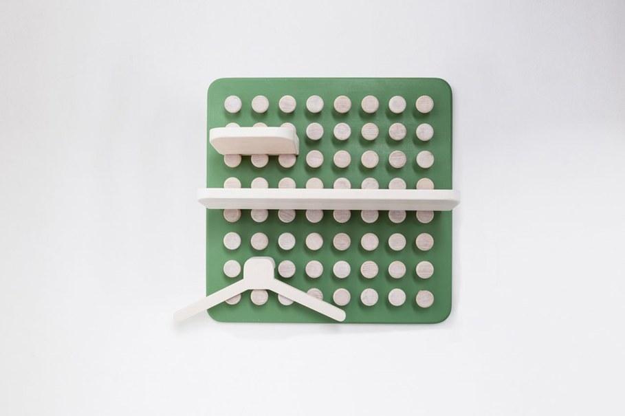 Manolo furniture - Green