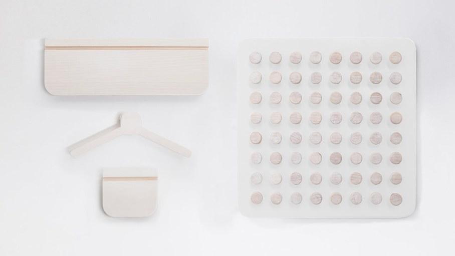 Manolo furniture - White