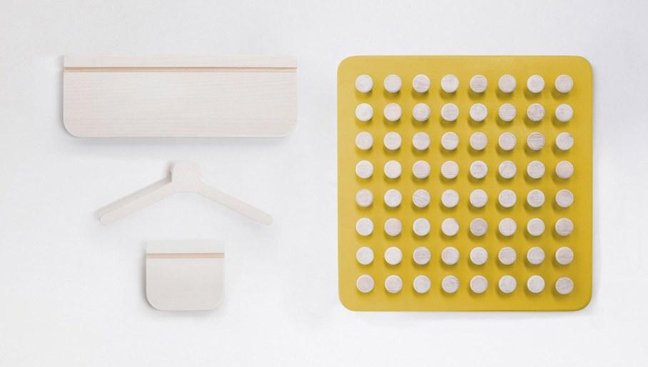 Manolo furniture -Yellow