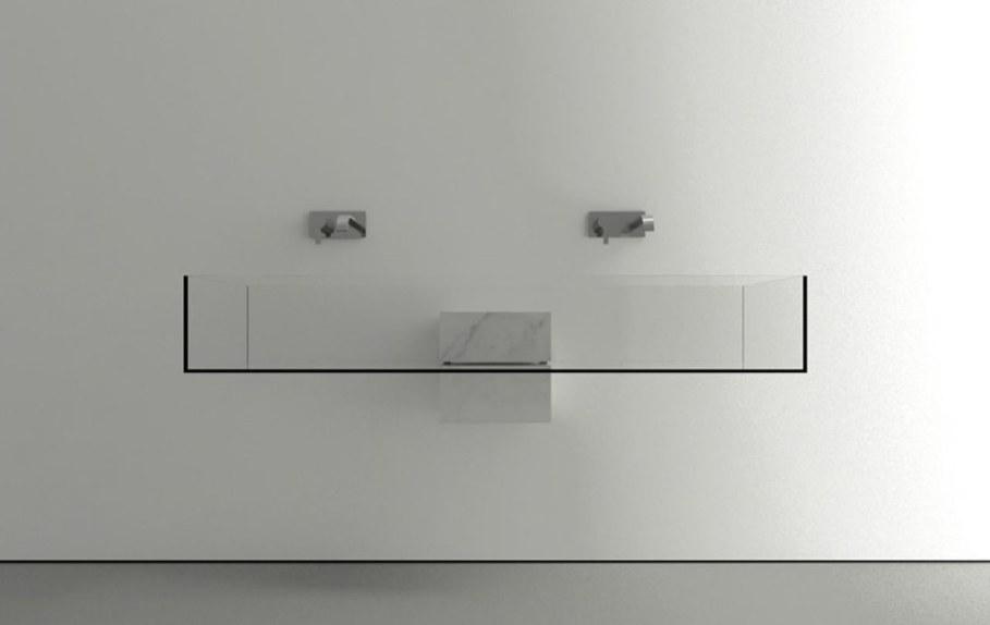 Minimalism-Styled Bathroom Wash Basin by Victor Vasilev 3