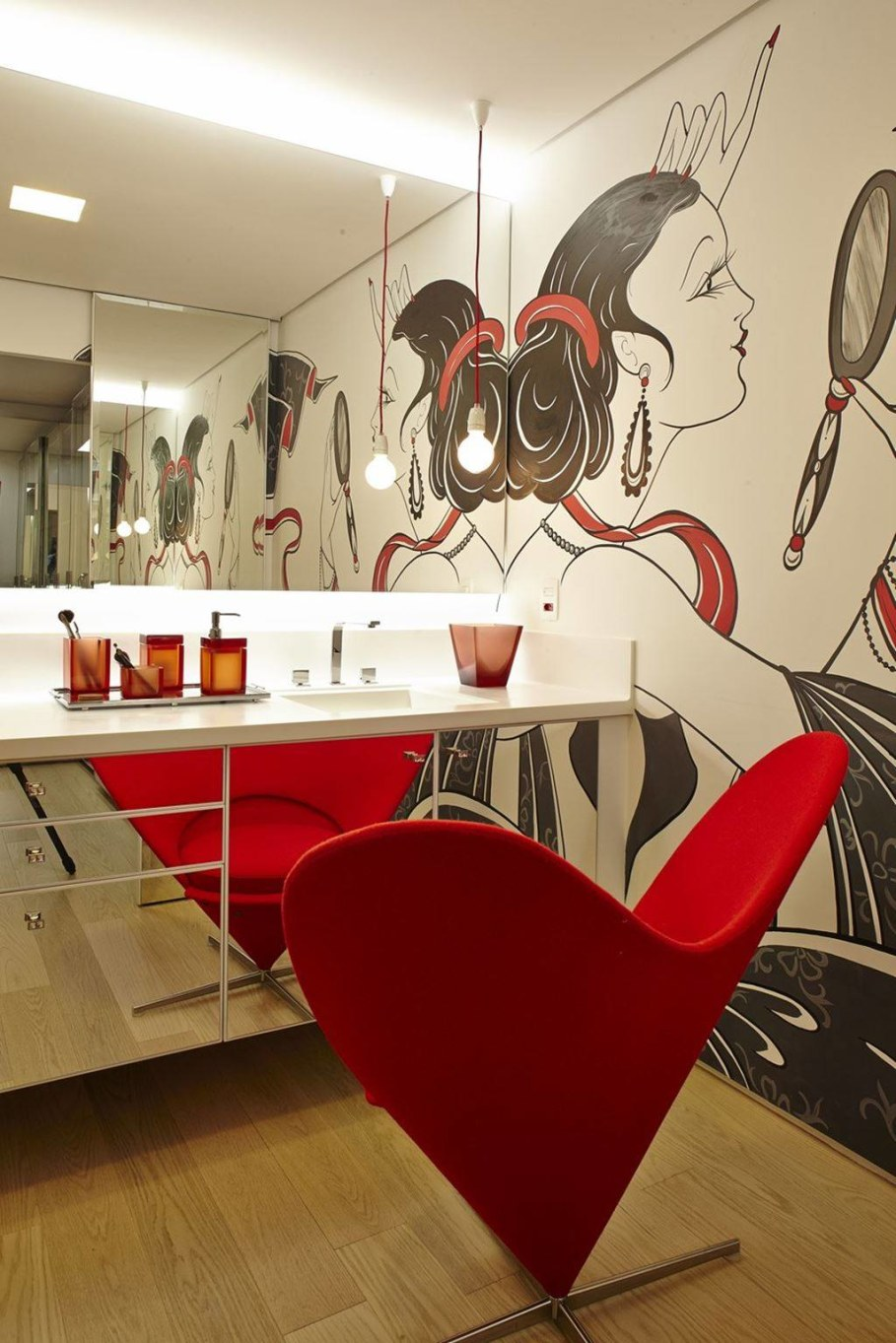 Modern Apartment in Sao Paulo - bathroom