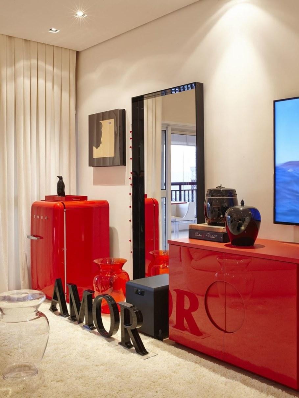 Modern Apartment in Sao Paulo - bedroom design ideas