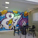 Interior of Apartment in Sao Paulo, Brazil