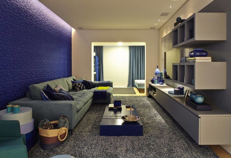 Modern Apartment in Sao Paulo - living room 2