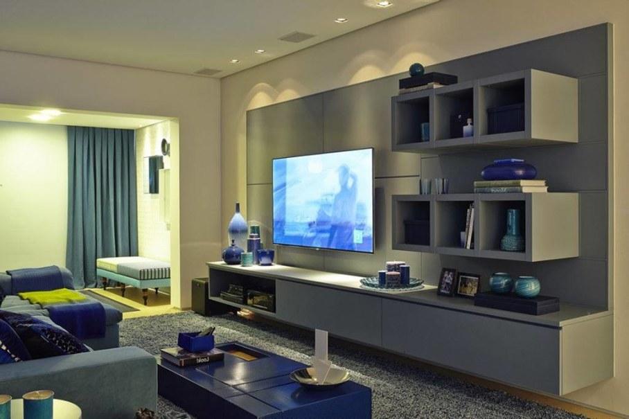 Modern Apartment in Sao Paulo - living room 4