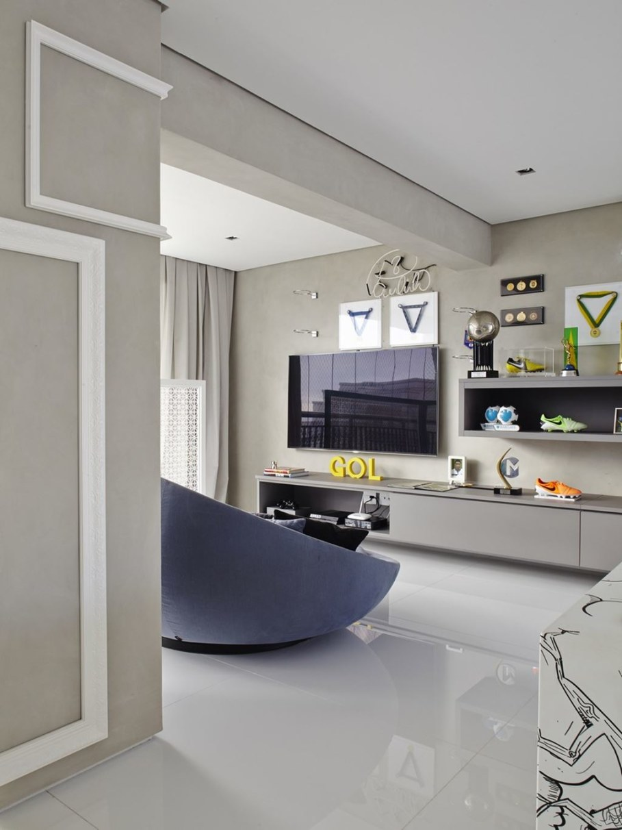 Modern Apartment in Sao Paulo - place to relax