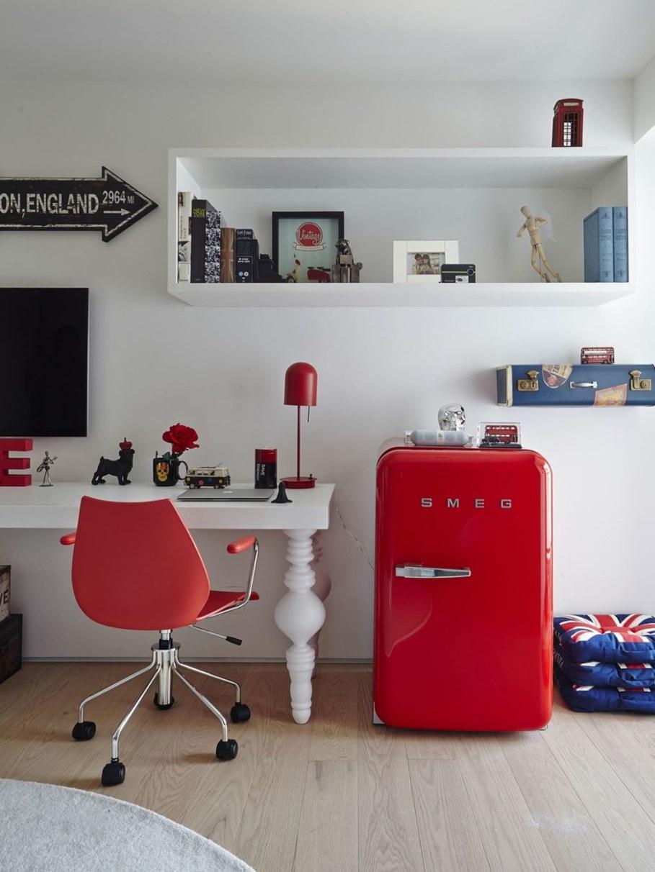 Modern Apartment in Sao Paulo - workplace