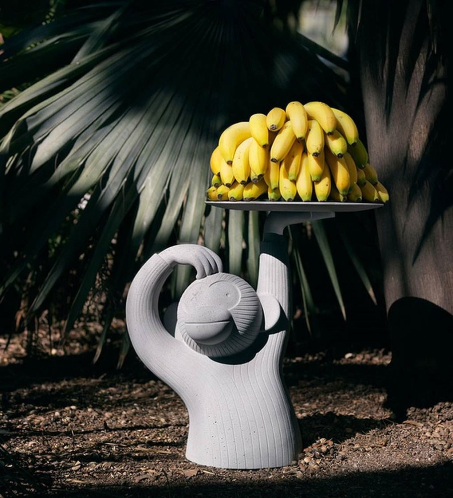 New Furniture Collection by Jaime Hayon - Monkey Side Table