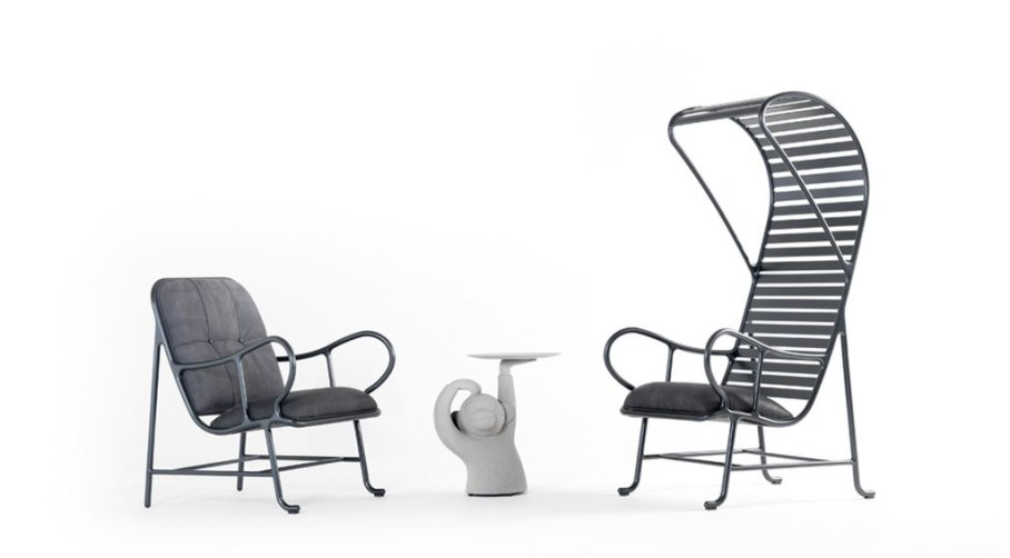 New Outdoor Furniture Collection by Jaime Hayon 2