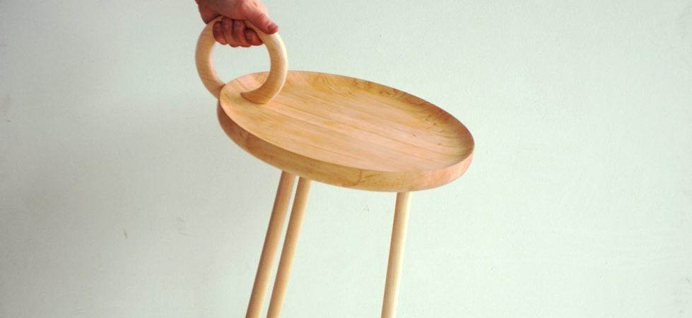 O Table:TheComfortableandPortableTable