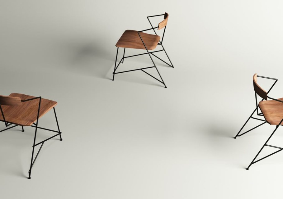 Power - The Minimalist and Industrial Chair 3