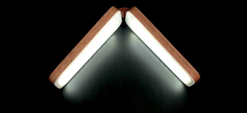 «SIVU»: Original Desk Lamp From Simo Lahtinen
