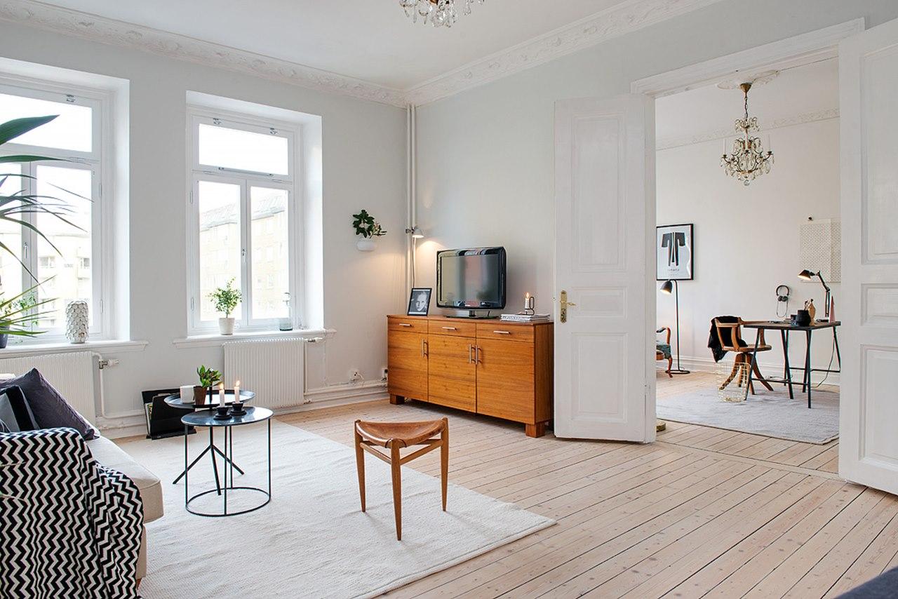 Solid Pine Bedroom Furniture Scandinavian Style Interior Design Ideas
