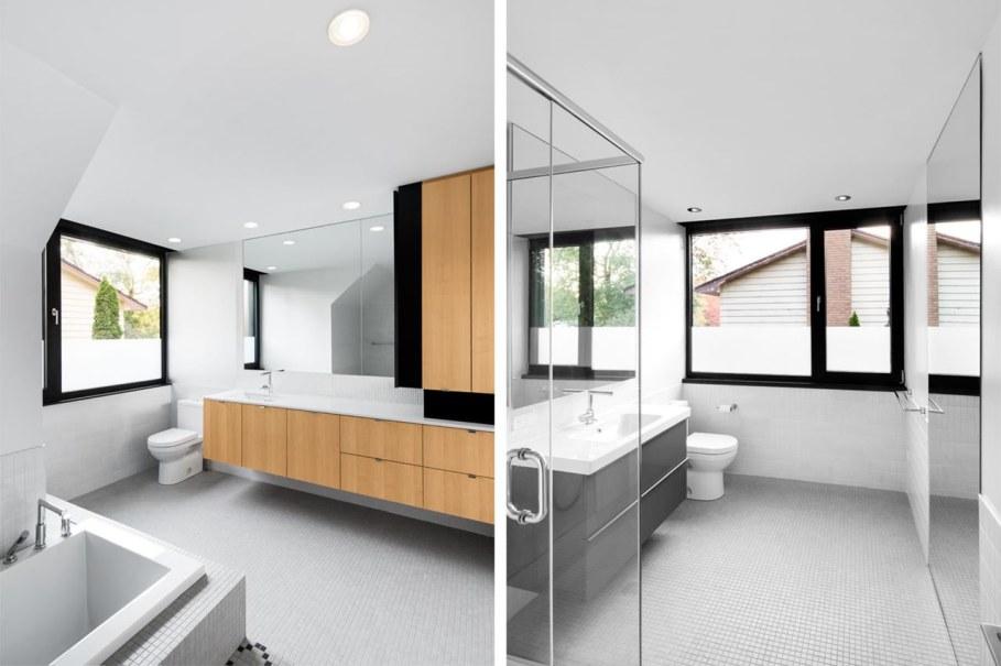 Stylish country house near Montreal - Bathroom
