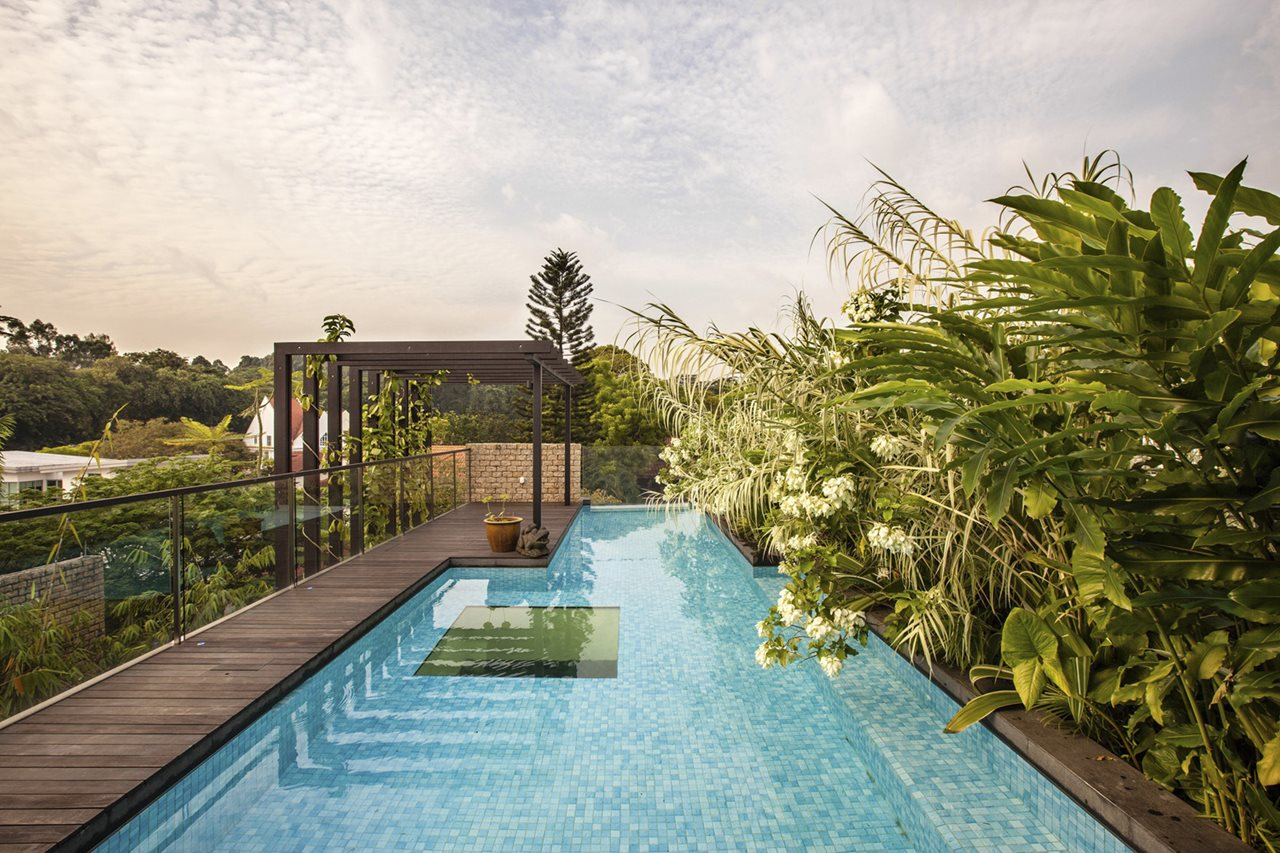 Private residential project tan s garden villa for Villa garden