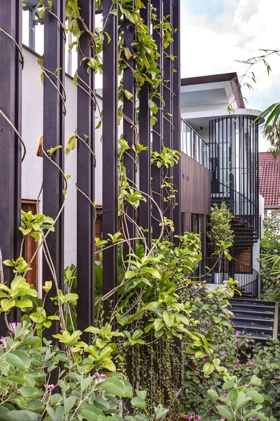 Tan's Garden Villa - Design Ideas