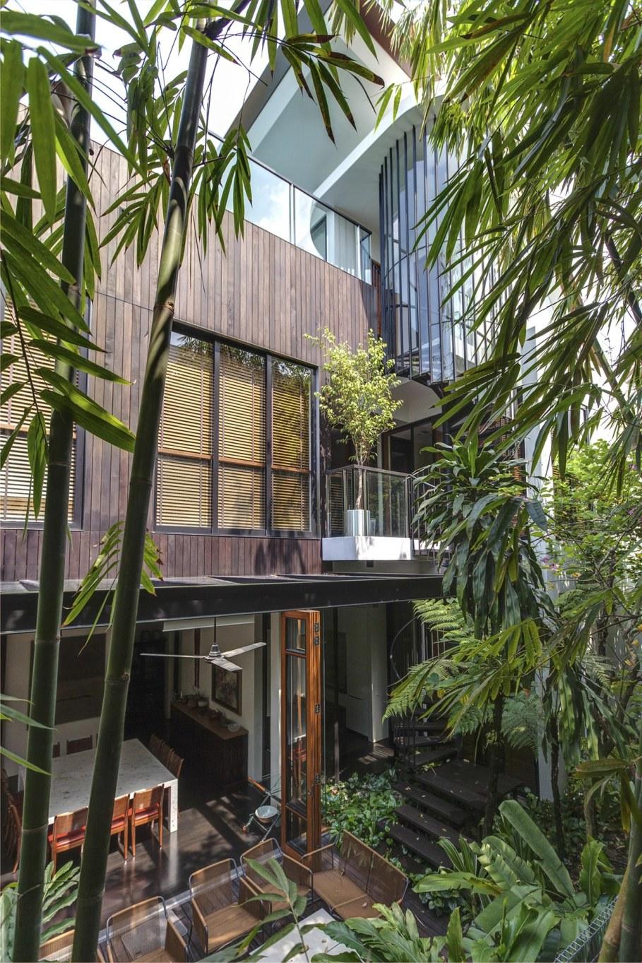 Tan's Garden Villa in Singapore