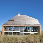 The Harmony with the Nature: a Lonely House among the Harsh Northern Dunes