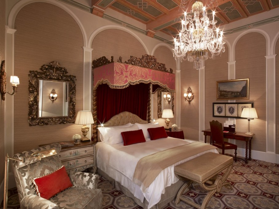 The Renaissance Style - Bedroom