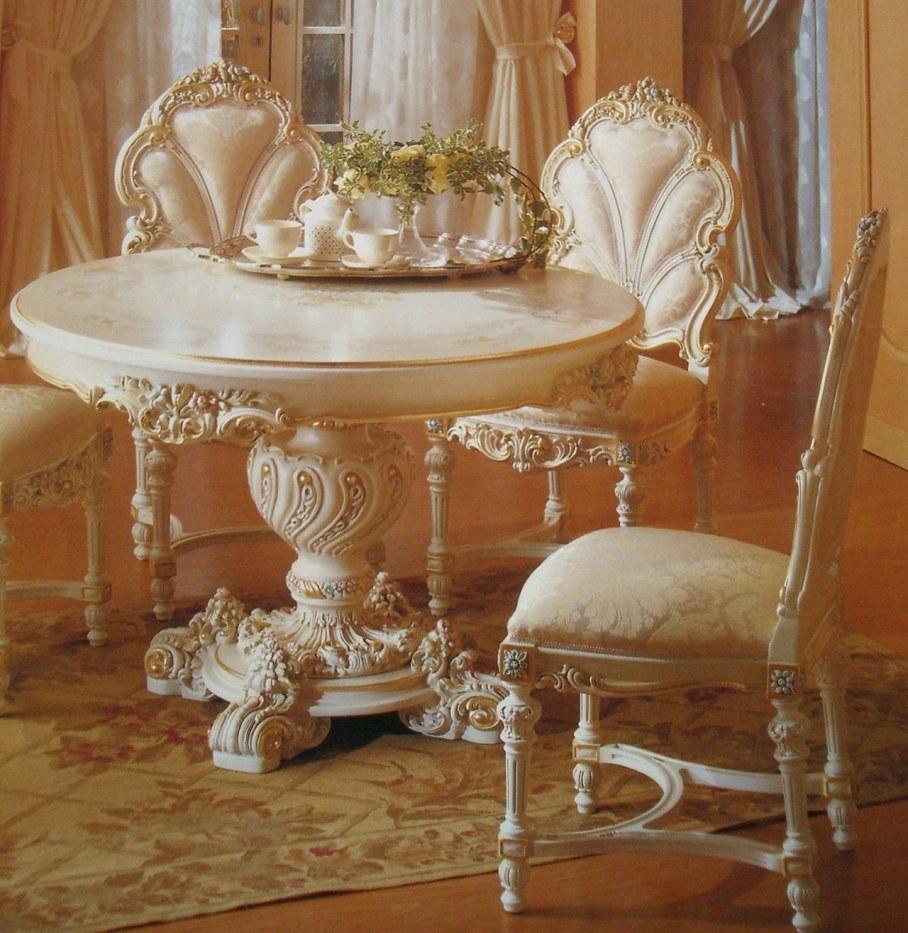 The Rococo Style - Furniture