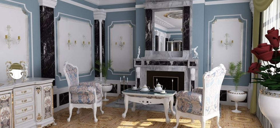 Interior Design Styles April 15 2015 The Rococo Style