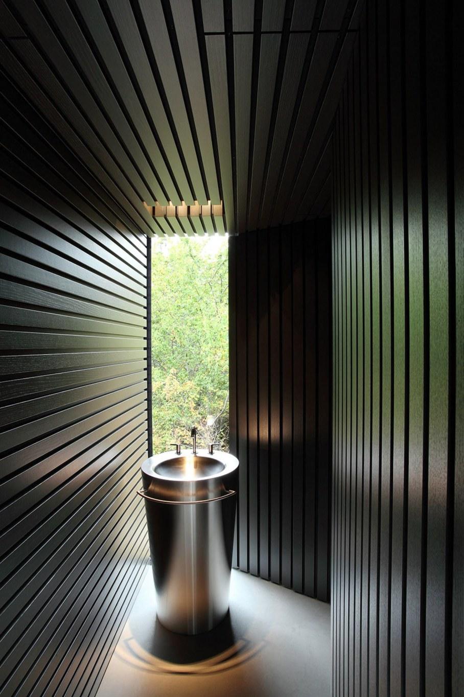 Tula House - modern bathroom