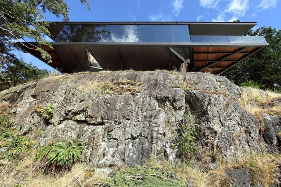 Tula House - panoramic windows