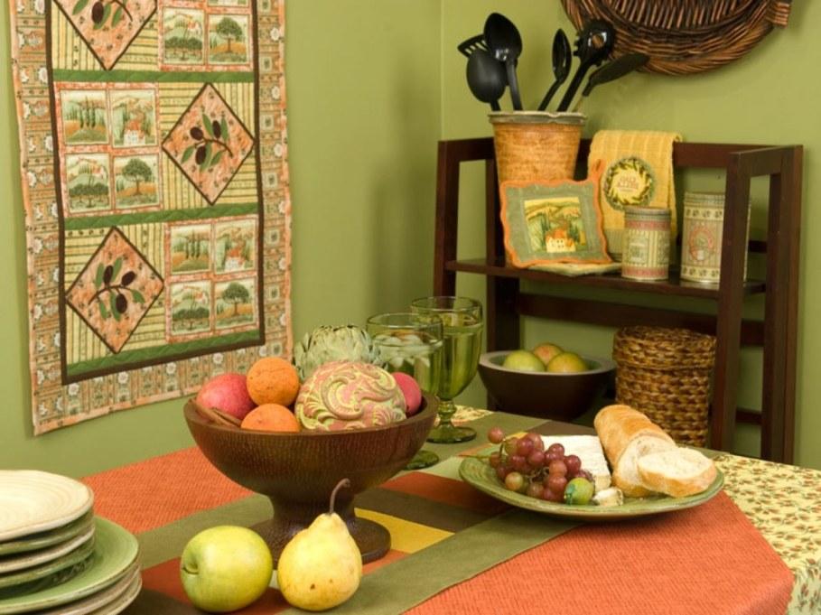 Tuscany decor - Kitchen Design ideas