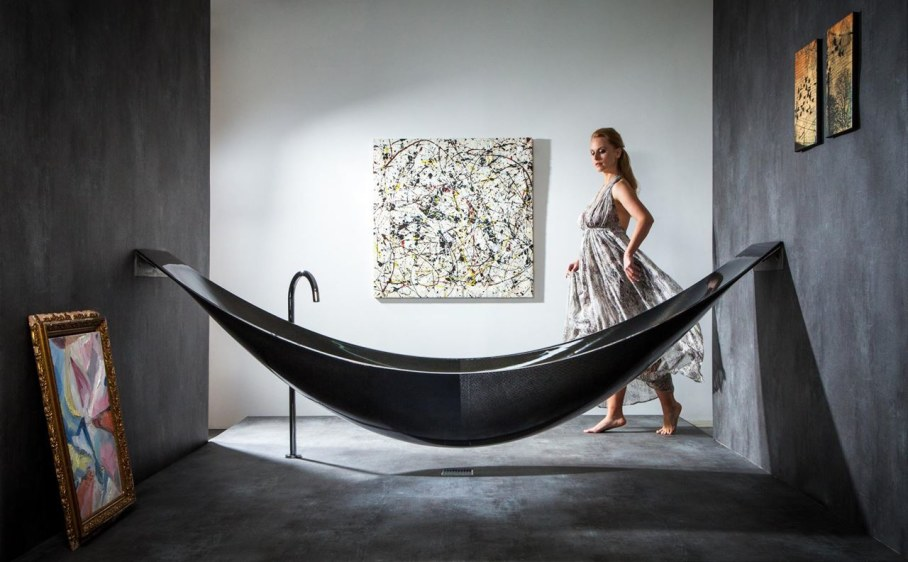 Vessel Hammock Bath 6