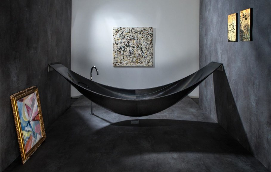 Vessel Hammock Bath 7