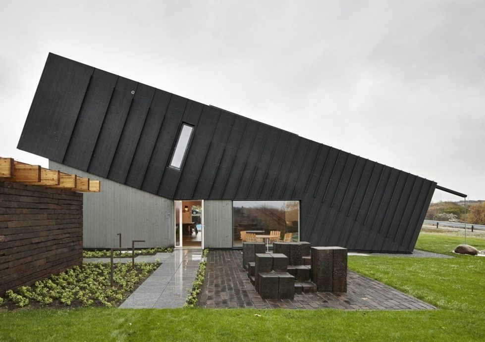ZEB Pilot House An Interesting Energy Efficient House