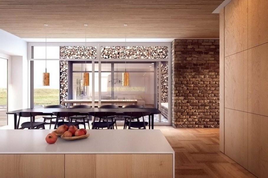 ZEB Pilot House - dining room