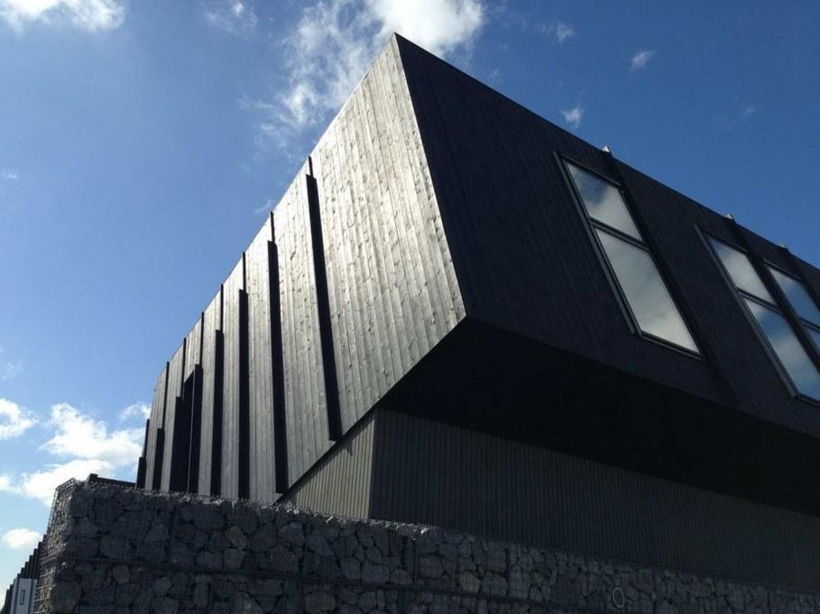 ZEB Pilot House - facade