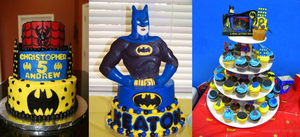 Ideas for Batman Decorations Party
