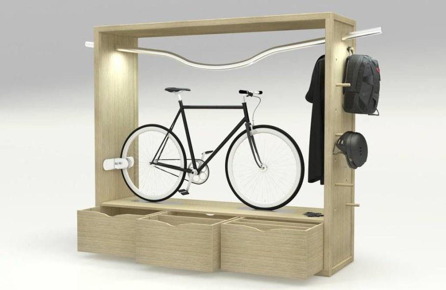 Bike Shelf by Vadolibero 2