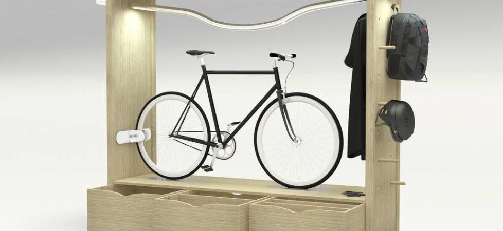 The Bike Storage Rack