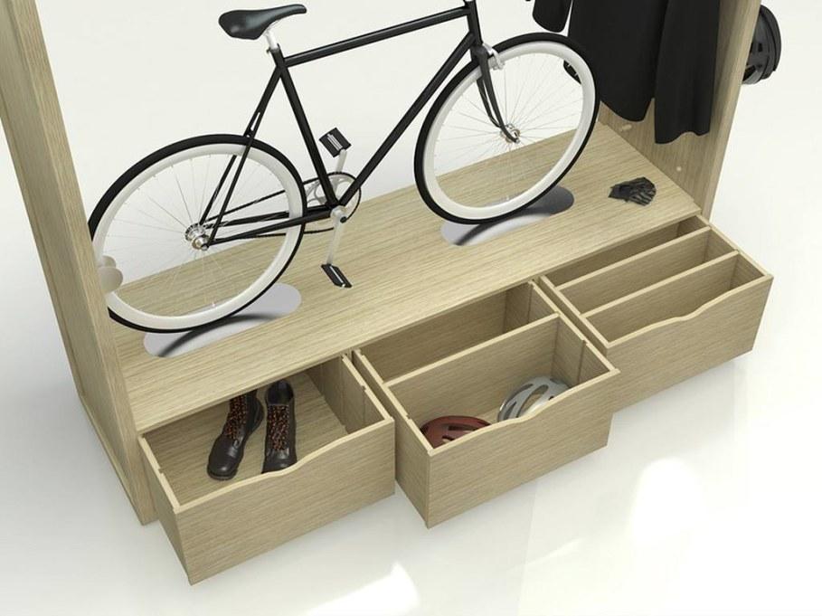 Bike Shelf by Vadolibero 3