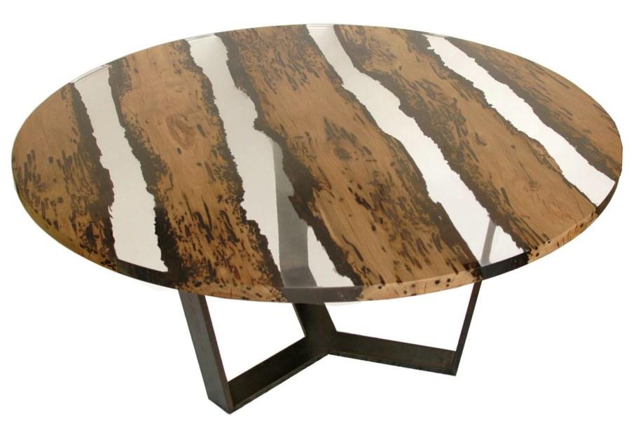 Bricola - Furniture and Accessories from Alcarol - Round Chimenti
