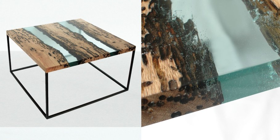 Bricola - Furniture and Accessories from Alcarol - jetty table