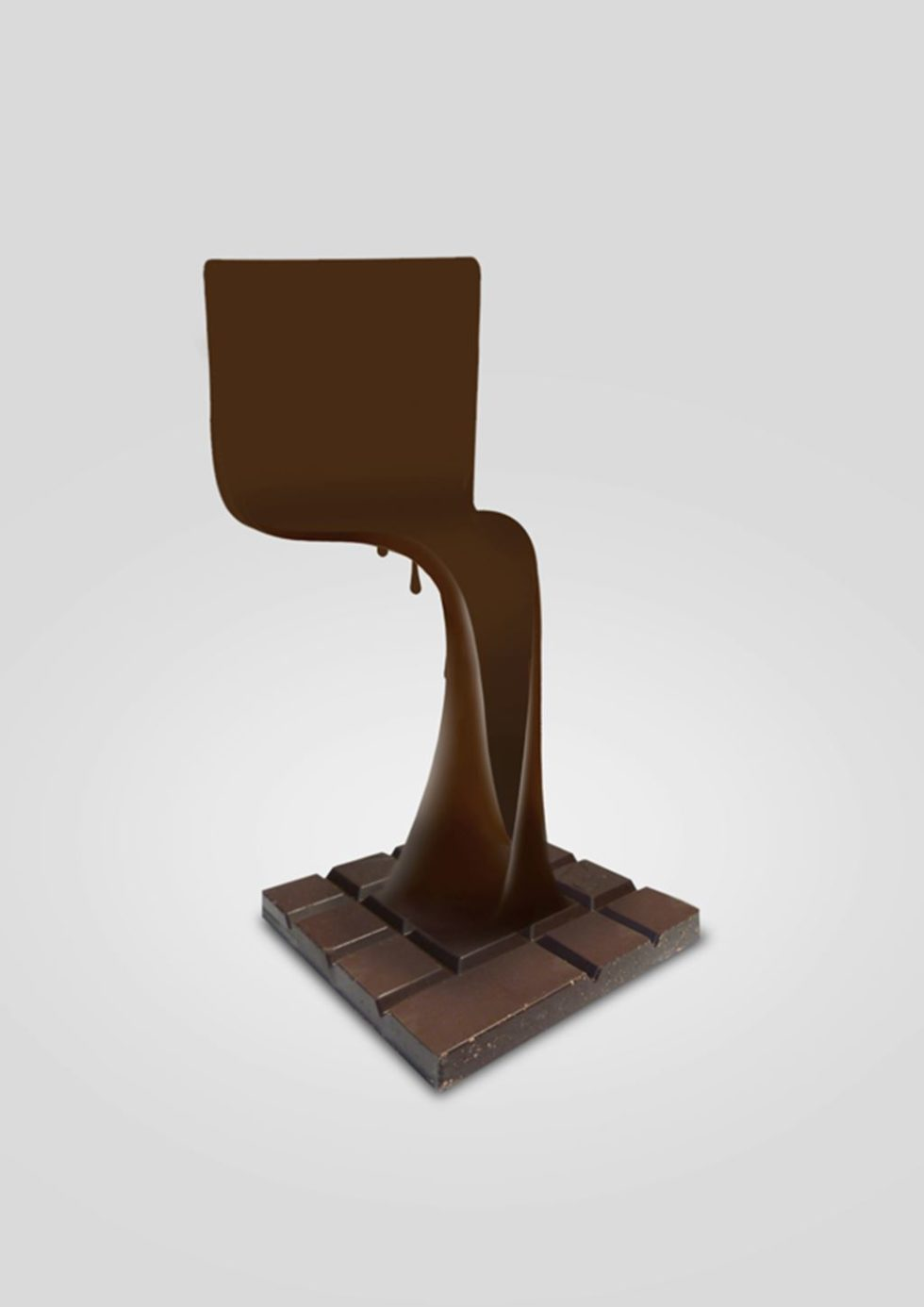 Chocolate factory Chair
