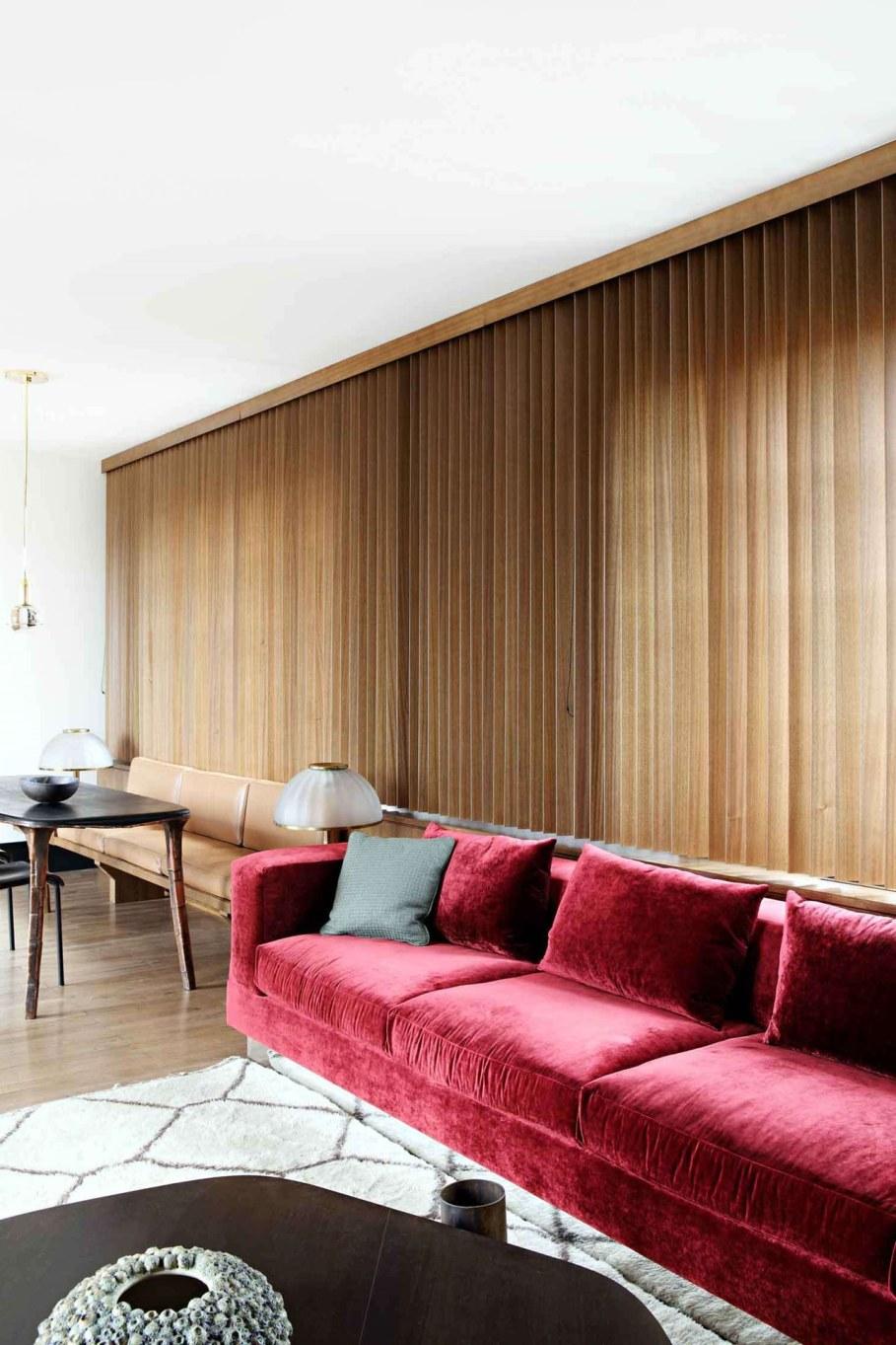 Classic Loft in Paris - Living room