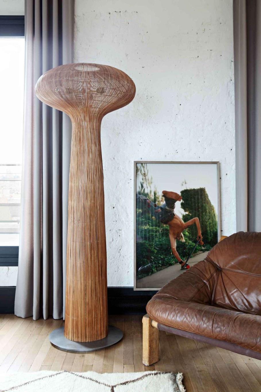 Classic Loft in Paris - furniture 2