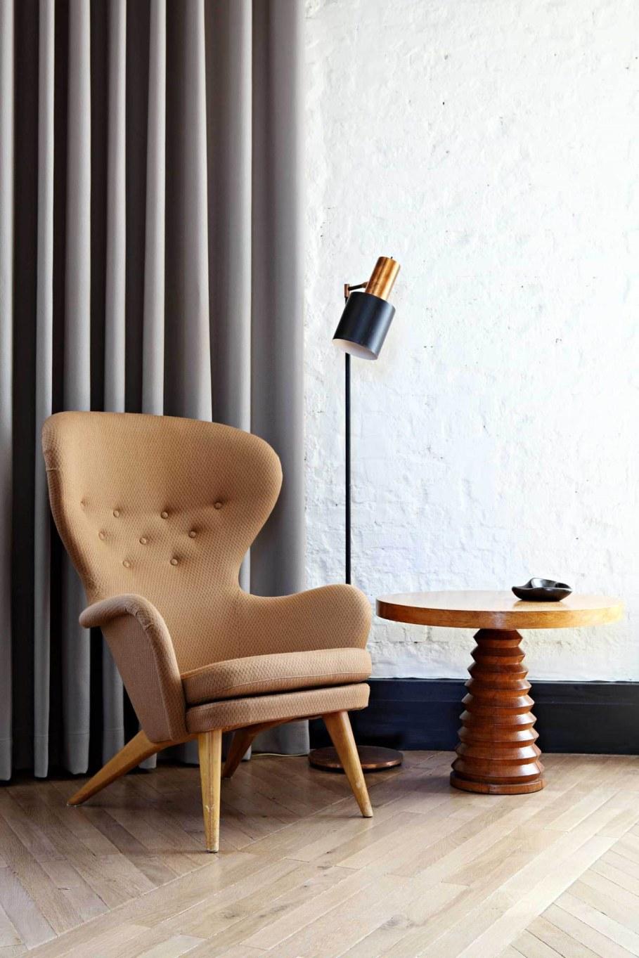 Classic Loft in Paris - furniture