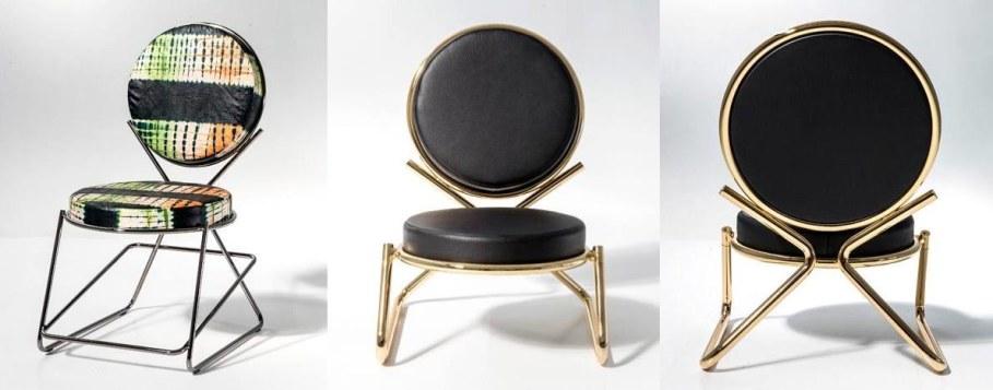 Double Zero stool by David Adjaye