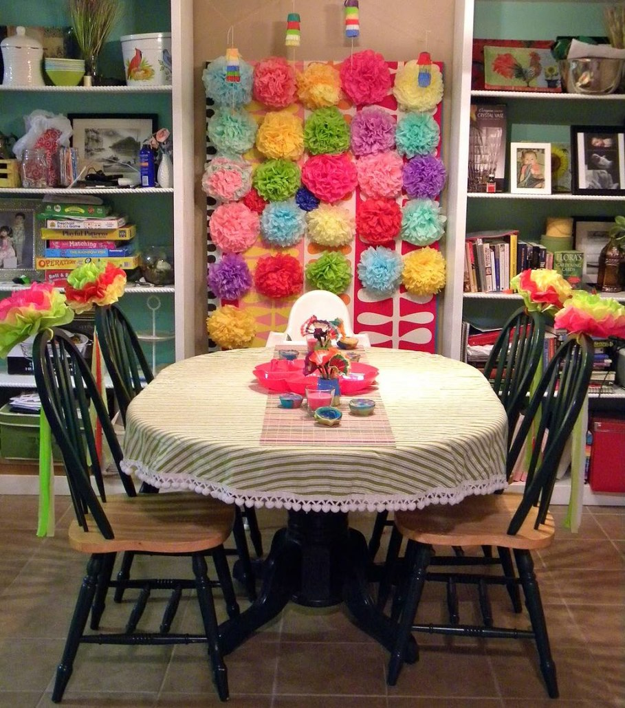 Fiesta decorations ideas