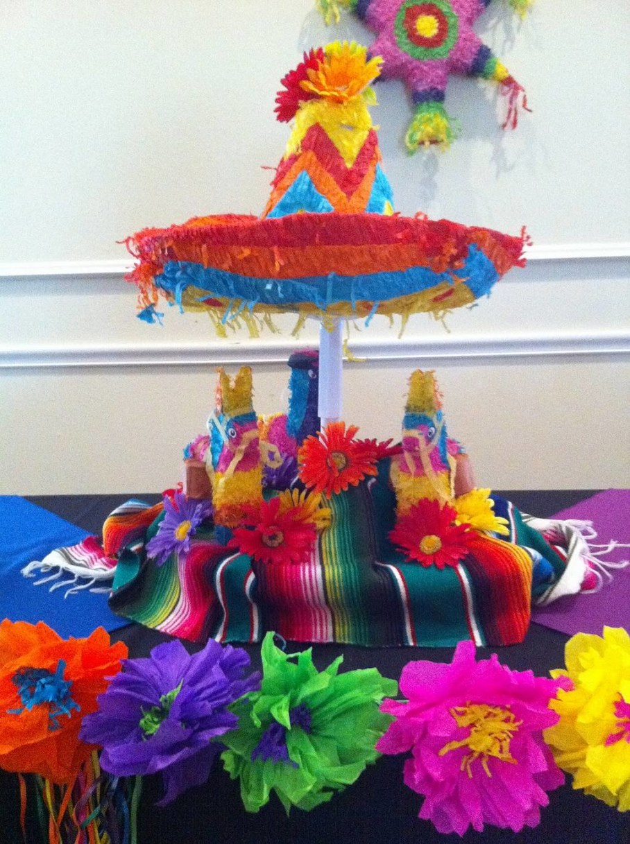 Fiesta door decorations